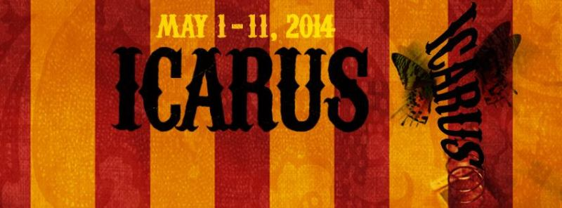 icarus returns banner