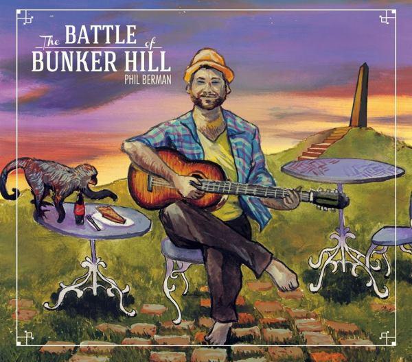 Phil Berman album cover