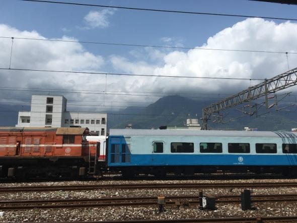 Taiwan trains